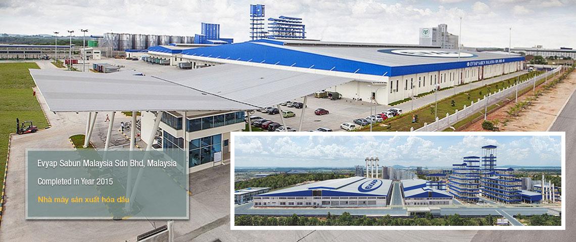 Evyap Sabun Malaysia Sdn Bhd, Malaysia