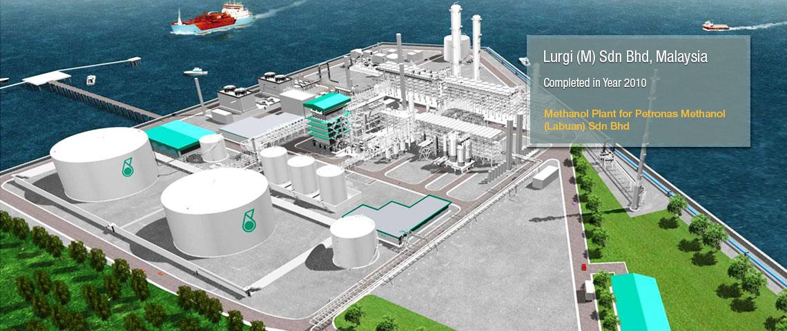 Lurgi(M)Sdn Bhd, Malaysia