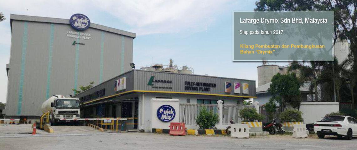 Lafarge Drymix Sdn Bhd, Malaysia