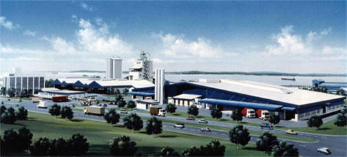 BASF (M) Sdn Bhd, Malaysia (Pasir Gudang)