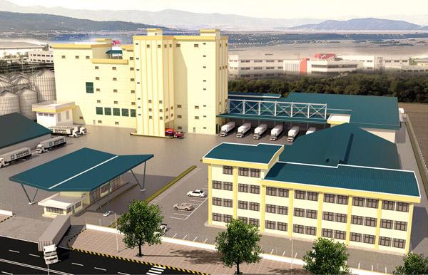 FFM Grains & Mills Sdn Bhd, Malaysia